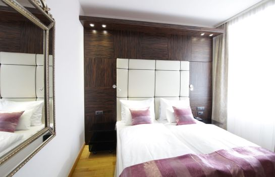 Chambre double (standard) Best Western Plus Hotel Arcadia
