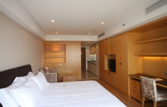 Chambre double (standard) Hirizon Serviced Residence
