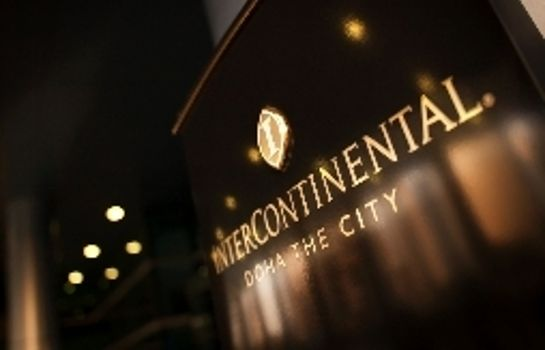 certificat / logo InterContinental Hotels DOHA - THE CITY