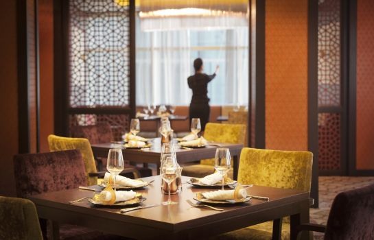 Restaurant InterContinental Hotels DOHA - THE CITY