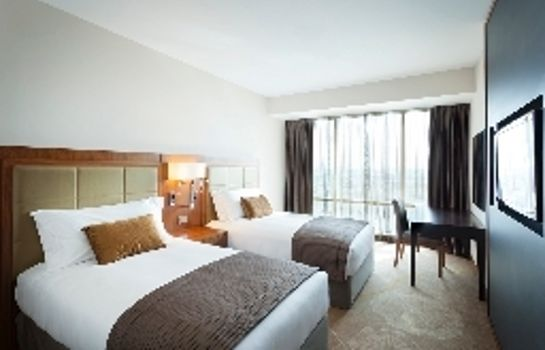 chambre standard InterContinental Hotels DOHA - THE CITY