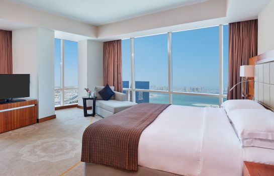 Chambre InterContinental Hotels DOHA - THE CITY