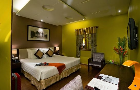 Kamers Grand Silverland Hotel & Spa