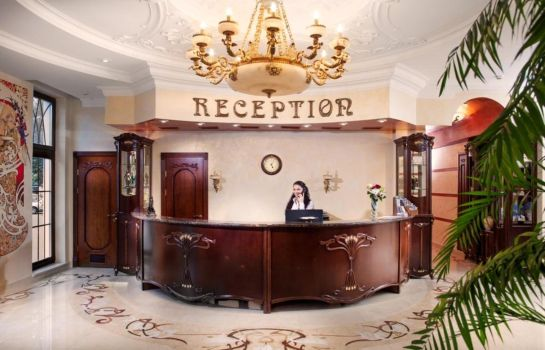 Réception Staro Hotel Старо