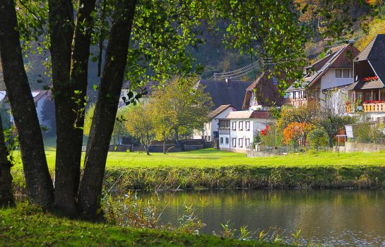 Umgebung Wellness am Rain Pension Garni
