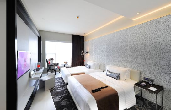 Chambre double (standard) Mode Sathorn Hotel