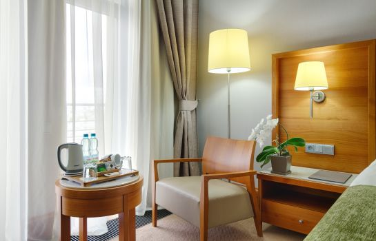 Chambre individuelle (standard) CITYHOTEL