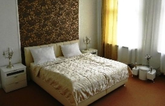 Chambre double (standard) Dahlem Pension