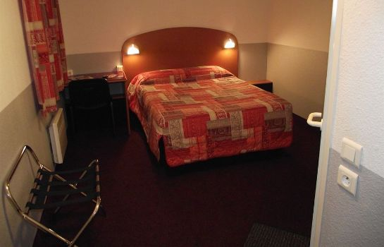 Standard room Quick Palace Le Mans Nord St Saturnin