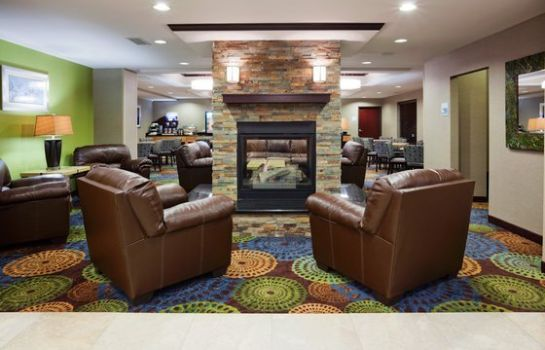 Hotel bar Holiday Inn Express & Suites ROCHESTER – MAYO CLINIC AREA