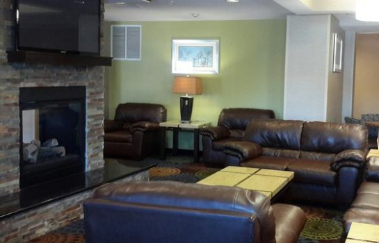 Lobby Holiday Inn Express & Suites ROCHESTER – MAYO CLINIC AREA