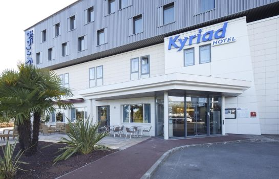 Exterior view Kyriad BORDEAUX - Bègles