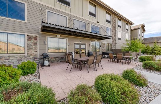 Suite Hampton Inn - Suites Pinedale