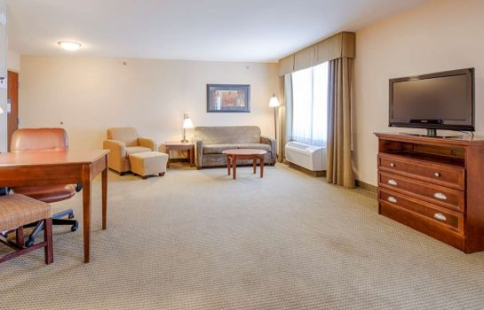 Zimmer Hampton Inn - Suites Pinedale