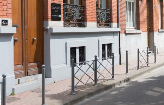 Foto Esplanade Lille Bed & Breakfast