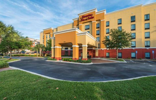 Außenansicht Hampton Inn - Suites Jacksonville South - Bartram Park