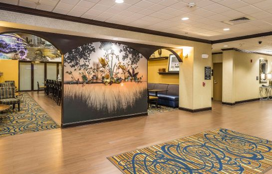 Hotelhalle Hampton Inn - Suites Jacksonville South - Bartram Park
