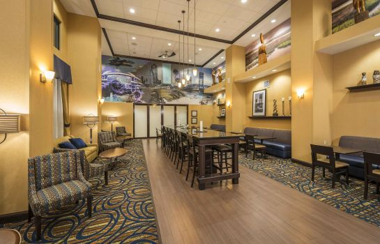 Restaurant Hampton Inn - Suites Jacksonville South - Bartram Park