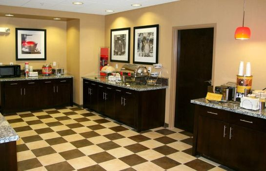 Restaurant Hampton Inn - Suites Salt Lake City-Univ-Foothill Dr UT