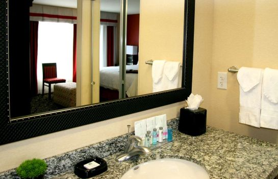 Zimmer Hampton Inn - Suites Salt Lake City-Univ-Foothill Dr UT