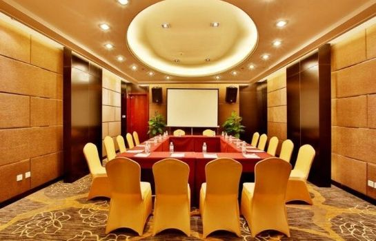 Conference room Min Shan YuanLin Grand Hotel