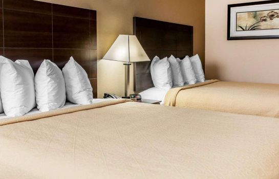 Zimmer Quality Inn & Suites Mattoon