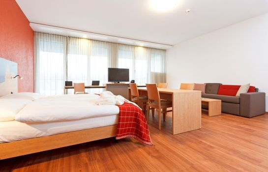 Zimmer SwissEver Hotel Zug Swiss Quality