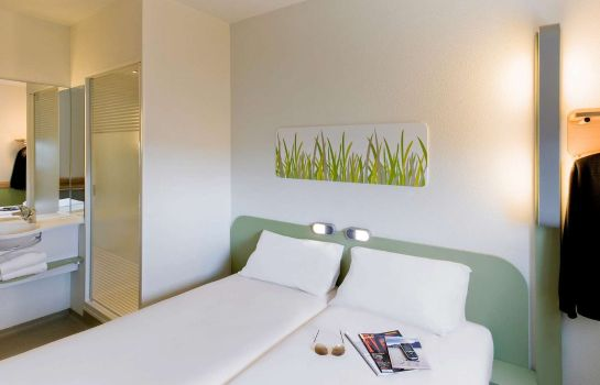 Room ibis budget Madrid Getafe