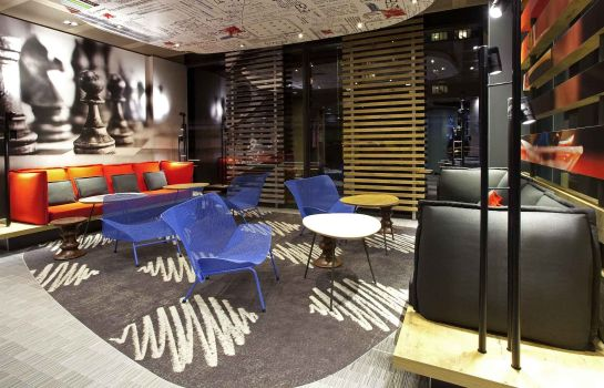 Hotelhalle ibis Genève Centre Nations