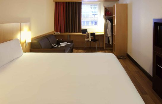 Zimmer ibis Genève Centre Nations