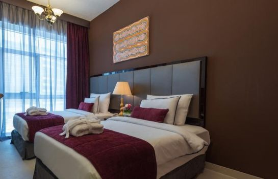 Zimmer City Stay Hotel Apartments