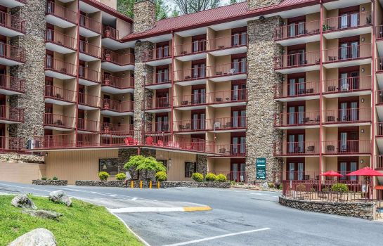 Vista exterior Quality Inn & Suites Gatlinburg