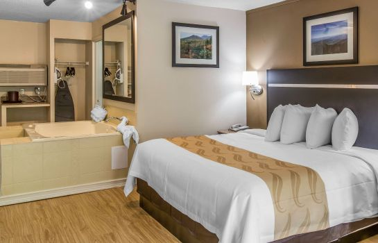 Suite Quality Inn & Suites Gatlinburg