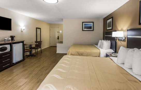 Habitación Quality Inn & Suites Gatlinburg
