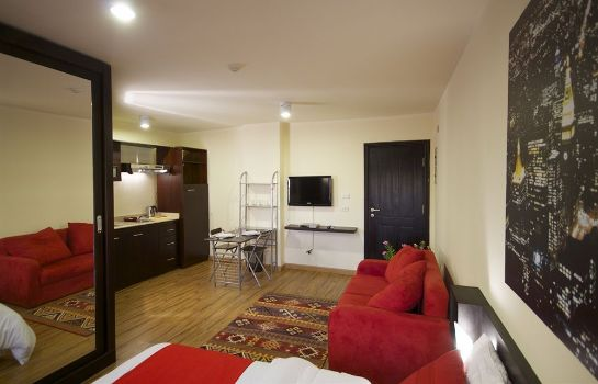 Standard room NewCity Suites & Apartments