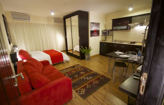 Double room (standard) NewCity Suites & Apartments