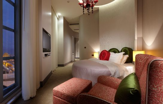 Chambre individuelle (standard) City Suites Taipei Nandong