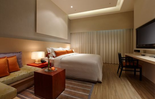 Chambre double (confort) City Suites Taipei Nandong