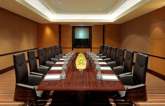 Conference room Conrad Dubai