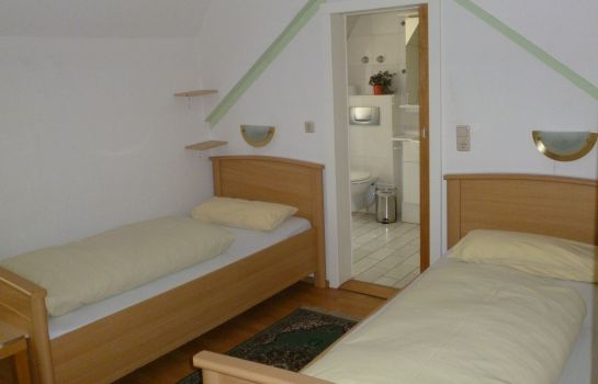 Double room (superior) Jugend-Hotel