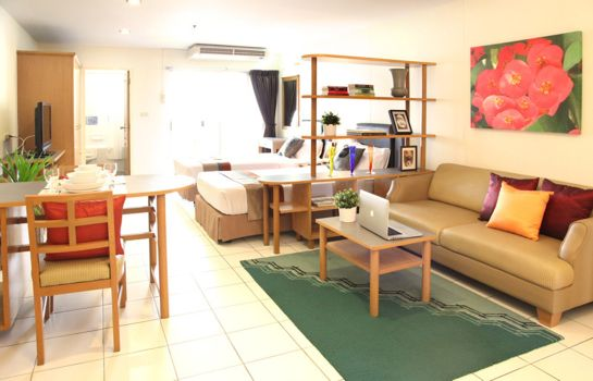 Single room (standard) B.U. PLACE-HOTEL AND RESIDENCE