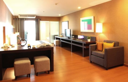 Single room (superior) B.U. PLACE-HOTEL AND RESIDENCE