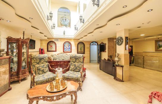 Interior view Hashimi Hotel