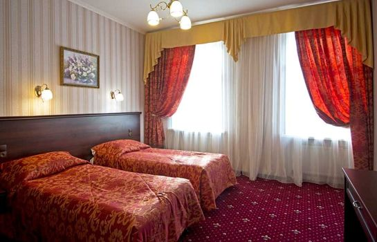 Double room (standard) Ermitage Hotel