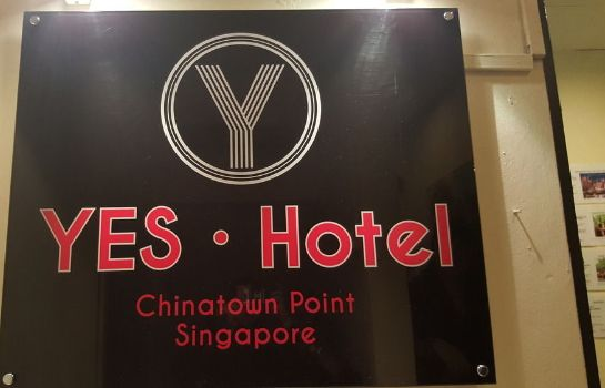 Buitenaanzicht Yes Chinatown Point Hotel