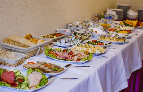 Breakfast buffet Boutique Hotel's III Comfort
