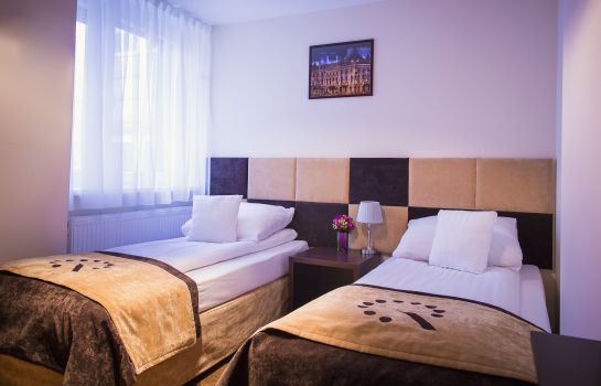 Double room (standard) Boutique Hotel's III Comfort