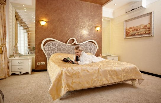 Suite junior Park-Hotel Europe