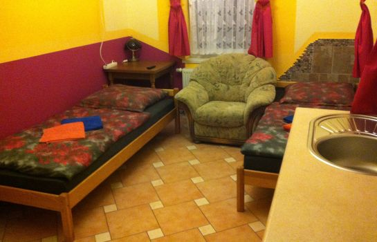 Chambre individuelle (standard) Pension sxf