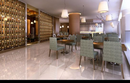 Hotel bar Lagos Continental